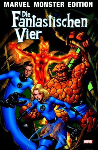 Marvel Monster Edition 15 - Die Fantastischen Vier