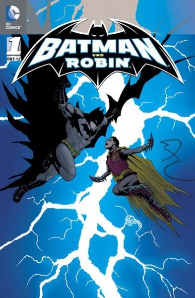 Batman & Robin 1: Geboren, um zu töten Variant