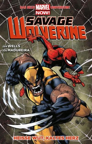 Savage Wolverine 2