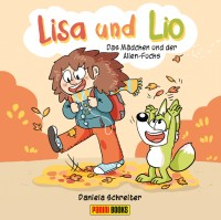 Lisa und Lio – Das Mädchen und der Alien-Fuchs Cover