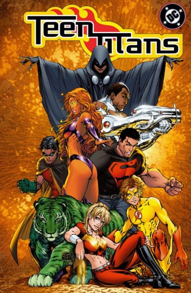 Teen Titans Sonderband 1: Kinderspiel