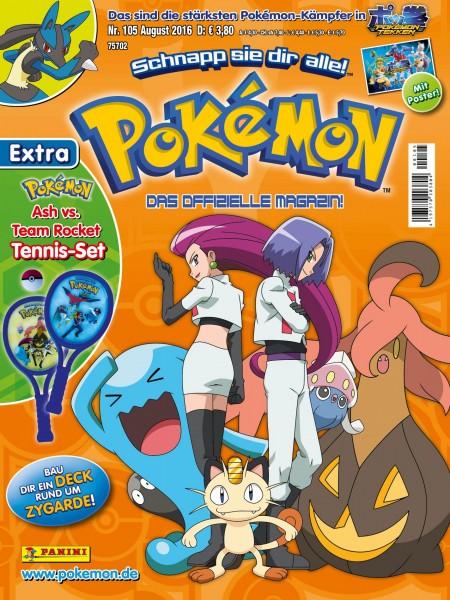 Pokémon Magazin 105
