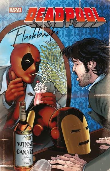 Deadpool: Flashbacks - Ein Mann für alle Zeiten Hardcover