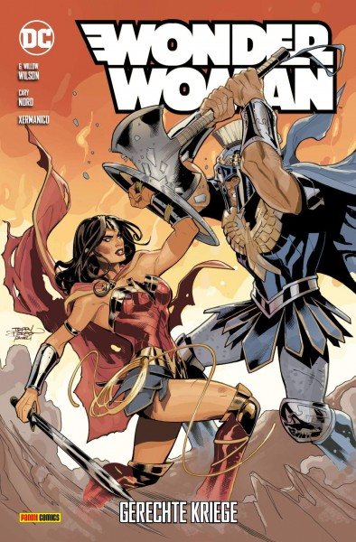 Wonder Woman 9: Gerechte Kriege Cover