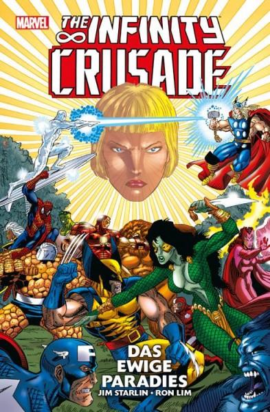 Infinity Crusade - Das ewige Paradies