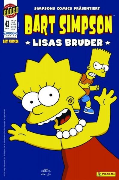 Bart Simpson Comics 43