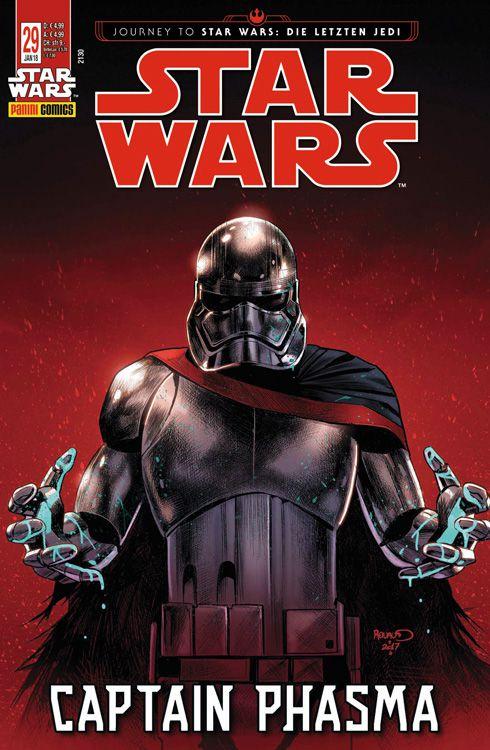 Star Wars 29: Captain Phasma 3 -...