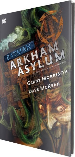 Batman Deluxe - Arkham Asylum