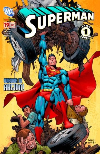 Superman Sonderband 19: Wieder in Aktion