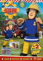 Feuerwehrmann Sam Magazin 11/20 Cover