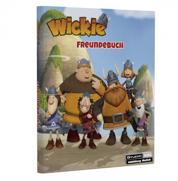 Wickie und die starken Männer - Freundebuch