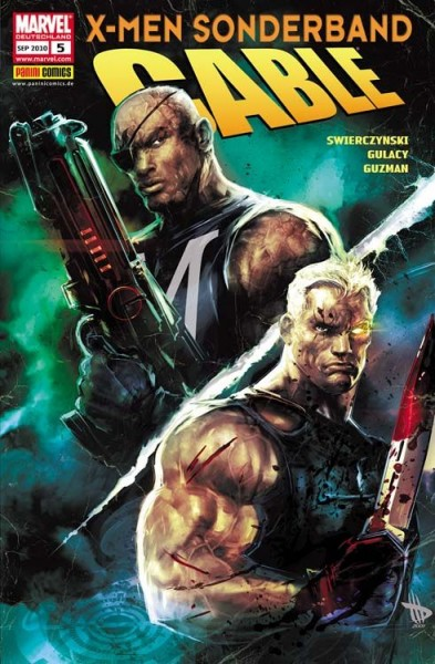 X-Men Sonderband: Cable 5