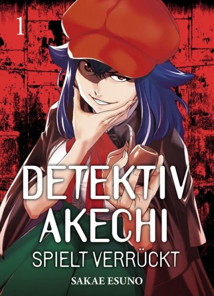 Detektiv Akechi spielt verrückt 1