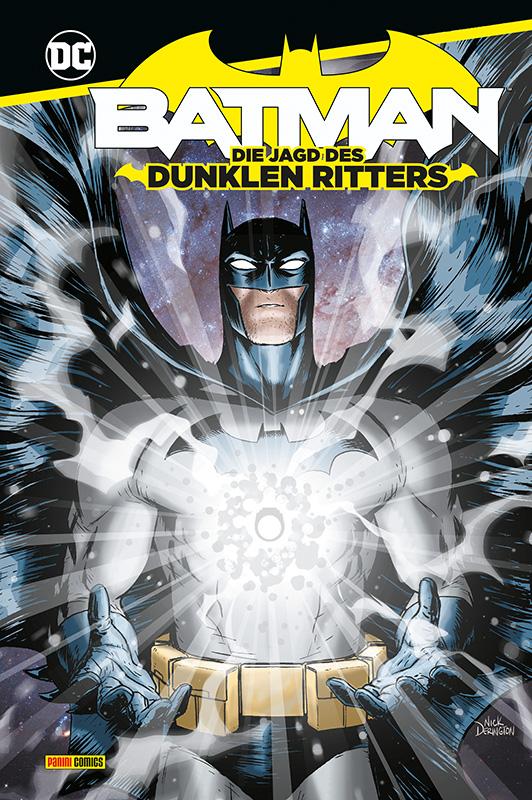 Batman - Die Jagd des Dunklen Ritters...