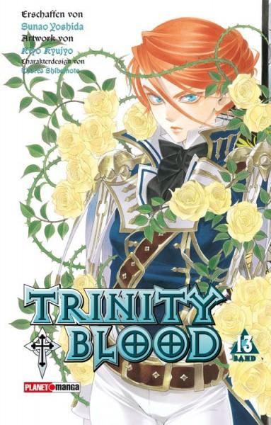 Trinity Blood 13