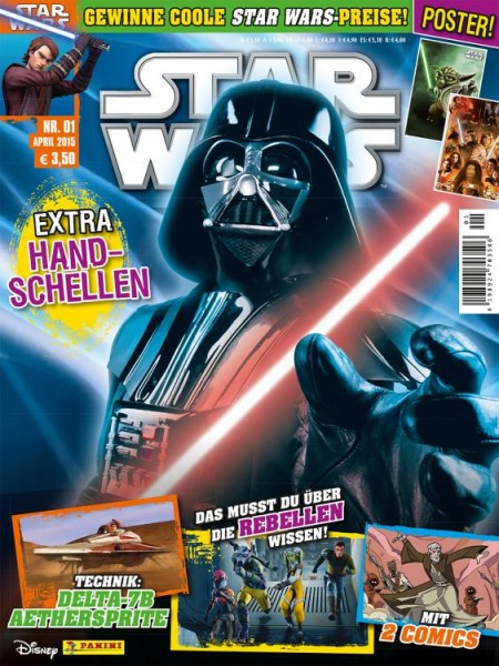 Star Wars - Magazin 1