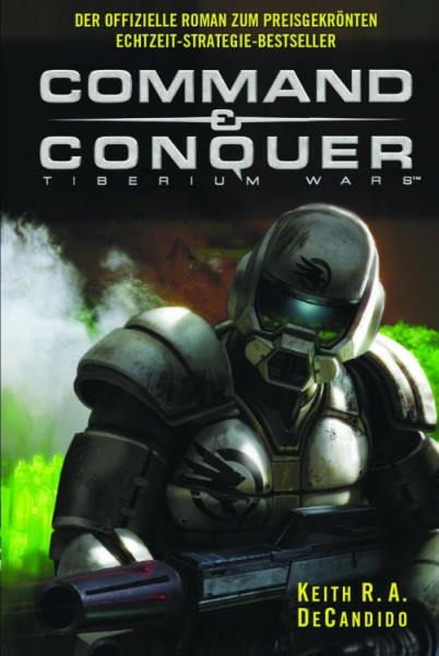 Command & Conquer 3: Tiberium Wars 1