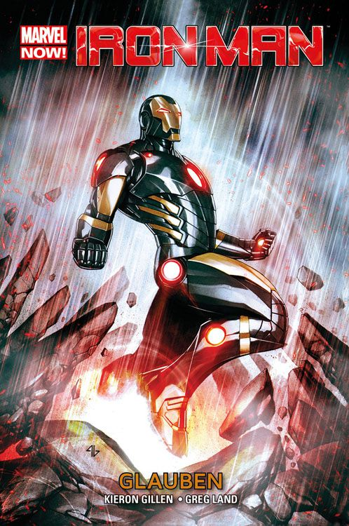 Marvel Now!: Iron Man 1