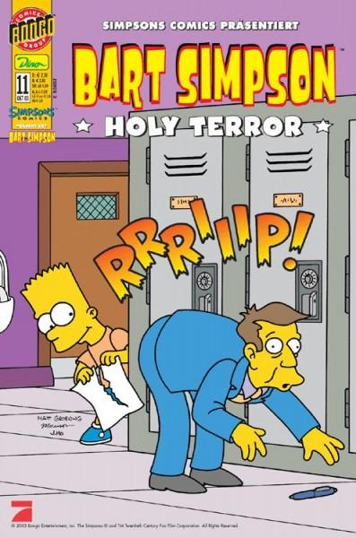 Bart Simpson Comics 11