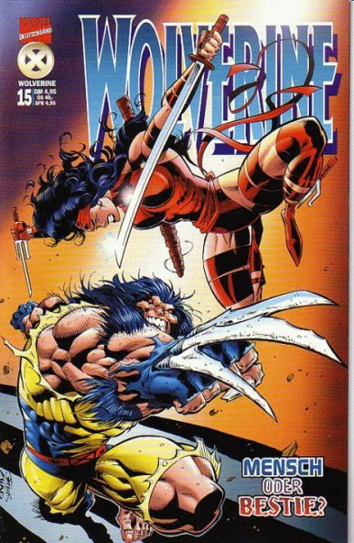 Wolverine 15: Mensch oder Bestie?