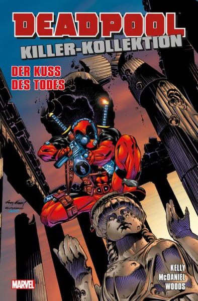 Deadpool Killer-Kollektion 5: Der Kuss des Todes Cover