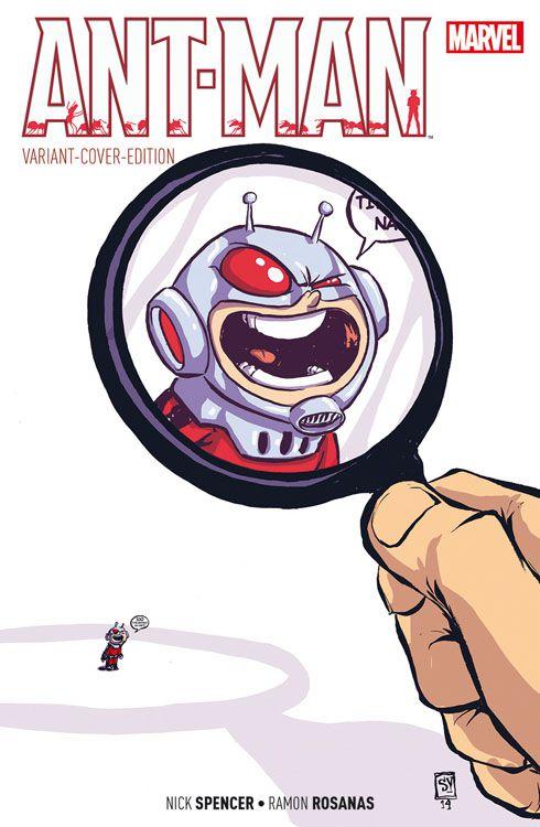 Ant-Man Sonderband 1 Variant