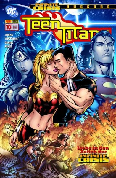 Teen Titans Sonderband 10: Liebe und Krieg
