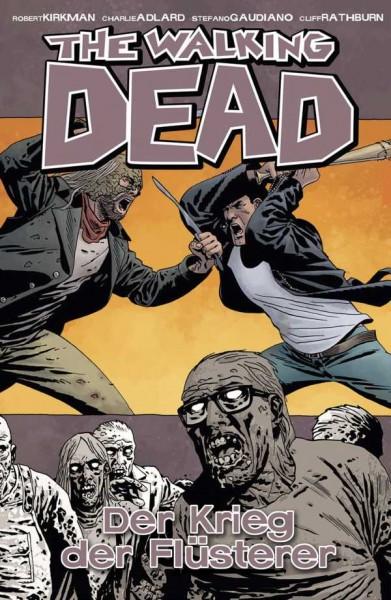 The Walking Dead 27 - Der Krieg der Flüsterer Cover