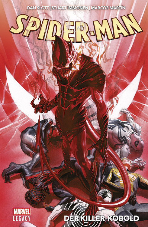 Marvel Legacy: Spider-Man 2