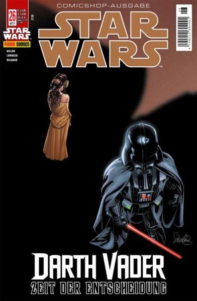 Star Wars 26: Zeit der Entscheidung (Comicshop-Ausgabe)
