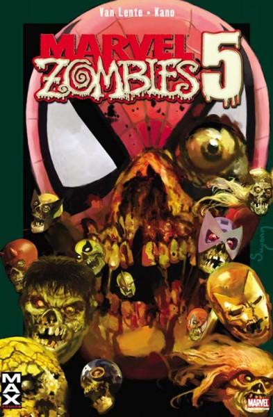 Max 39: Marvel Zombies 5