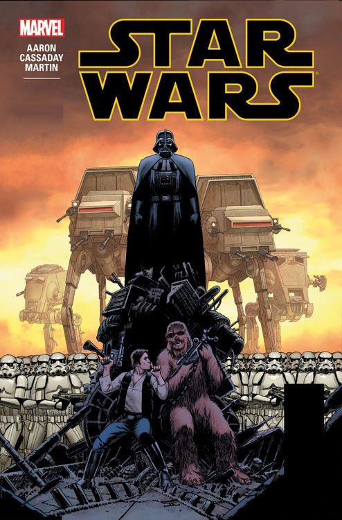 Star Wars 1: Comicshop-Ausgabe