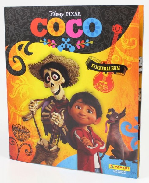 Disney: Coco Stickerkollektion - Album