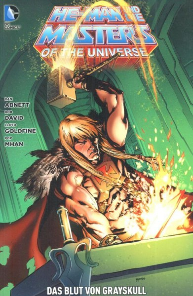 He-Man und die Masters of the Universe 5 Comic Action 2015 Variant