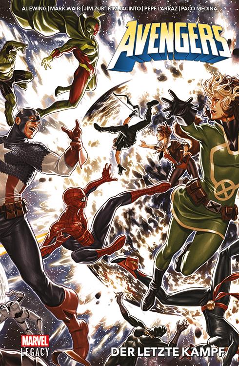 Marvel Legacy: Avengers - Der letzte...