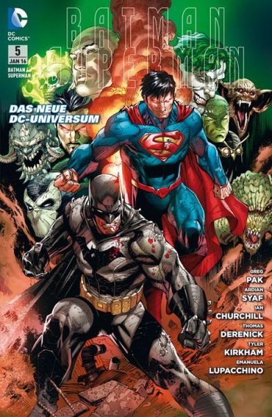 Batman/Superman 5