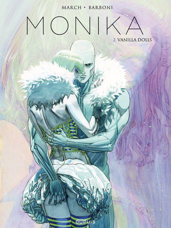 Monika 2: Vanilla Dolls Variant Comic...