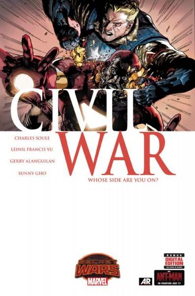 Secret Wars: Civil War Hardcover