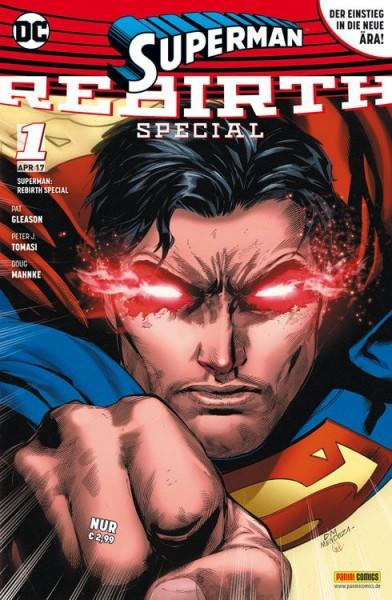Superman: Rebirth - Special