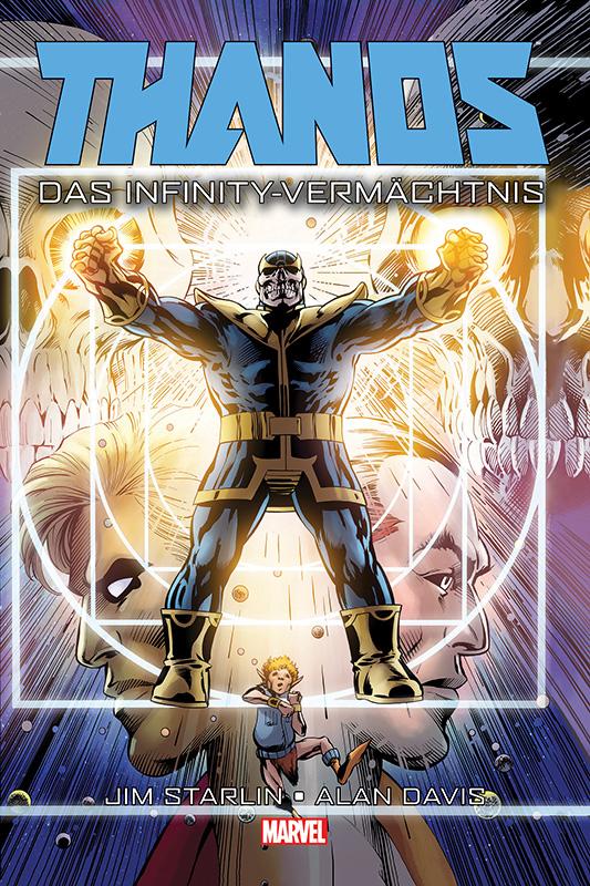 Thanos - Das Infinity-Vermächtnis...