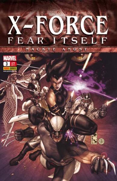 X-Men Sonderband: Die neue X-Force 3