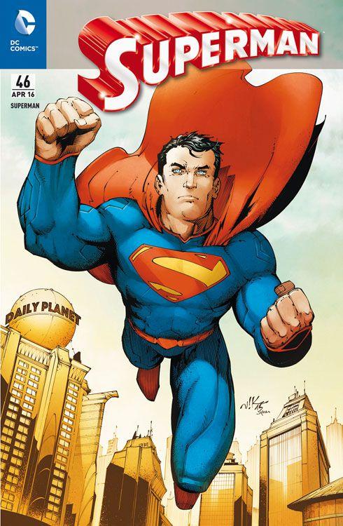 Superman 46 - Leipziger Buchmesse 2016