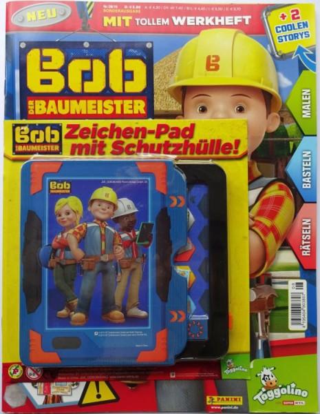 Bob der Baumeister Magazin 08/16