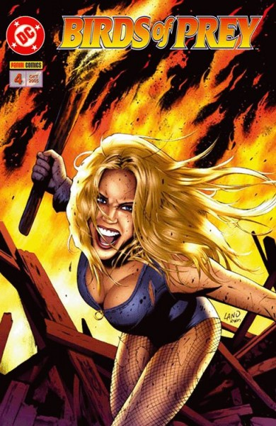 Birds of Prey Sonderband 4: Atemlos
