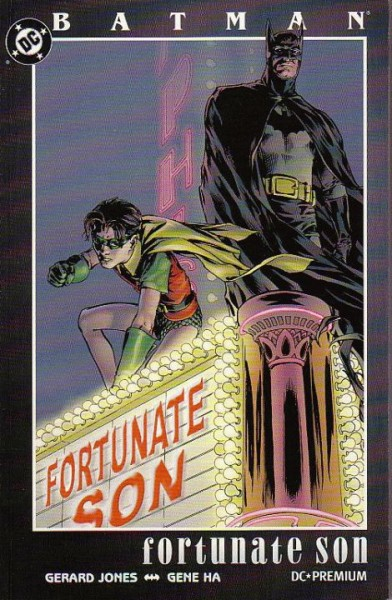 DC Premium 10: Batman - Fortunate Son