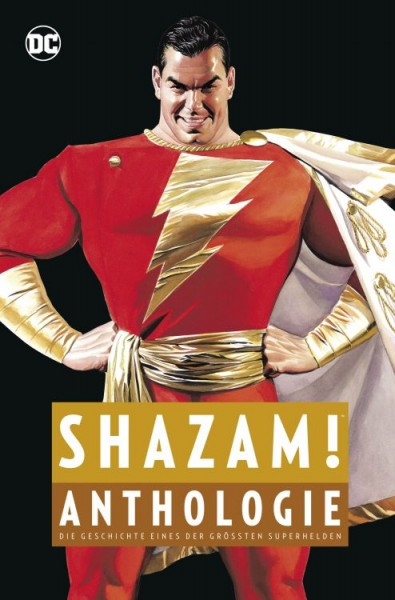 Shazam! - Anthologie Cover