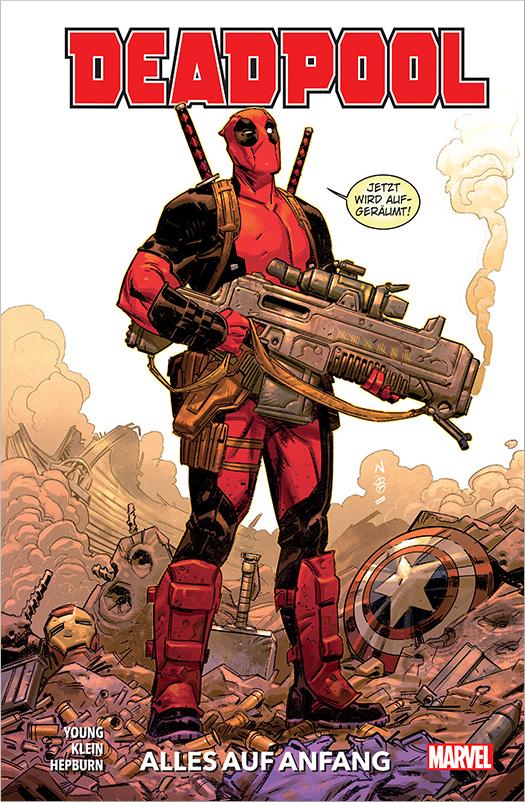 Deadpool Paperback 1: Alles auf Anfang