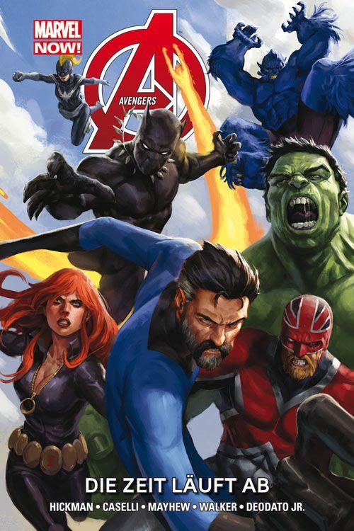 Avengers Paperback 9 (2014): Die Zeit...
