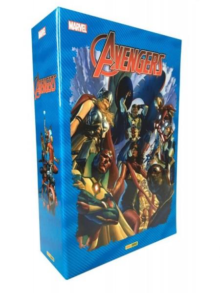 Avengers Sammelschuber