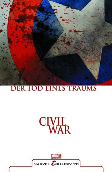 Marvel Exklusiv 70: Civil War - Der Tod eines Traums 3